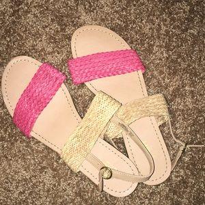 Super cute Summer sandals size 9